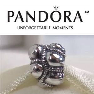790401 Retired Pandora Life's Journey Charm